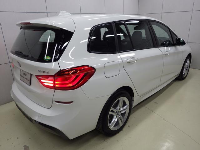 218d xDriveグランツアラー Mスポーツ 認定中古車(9枚目)
