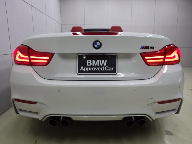 「BMW」「BMW M4」「オープンカー」「東京都」の中古車10