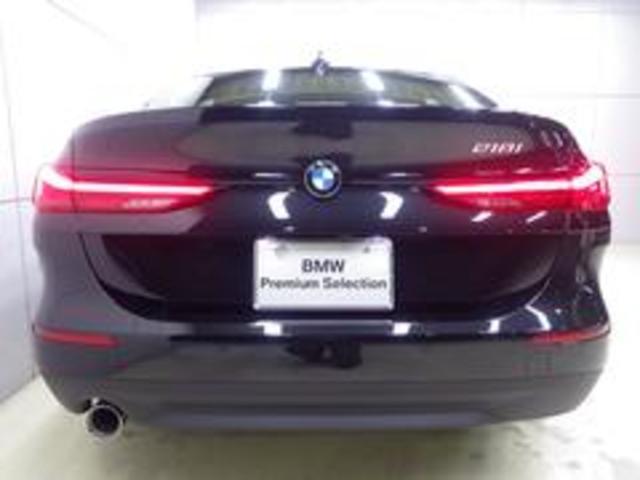 218iグランクーペ プレイ ナビパッケージ ハイラインパッケージ アクティブクルーズコントロール ブラックレザーシート 正規認定中古車(3枚目)