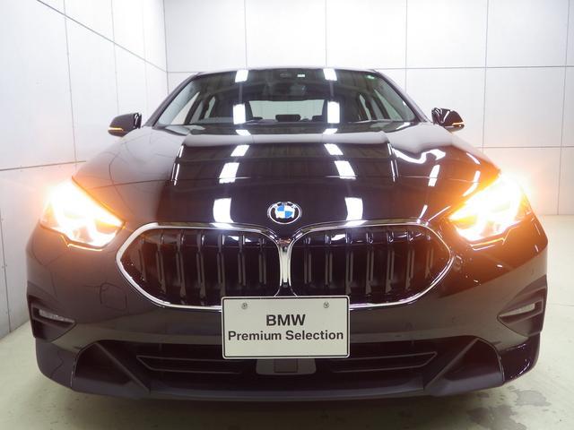 218iグランクーペ プレイ ナビパッケージ ハイラインパッケージ アクティブクルーズコントロール ブラックレザーシート 正規認定中古車(5枚目)