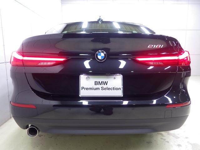 218iグランクーペ プレイ ナビパッケージ ハイラインパッケージ アクティブクルーズコントロール ブラックレザーシート 正規認定中古車(10枚目)