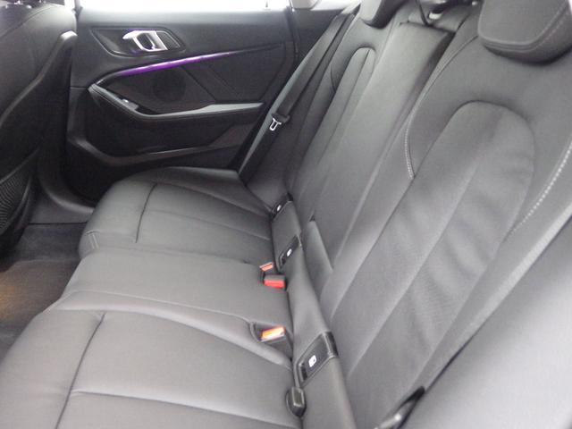 218iグランクーペ プレイ ナビパッケージ ハイラインパッケージ アクティブクルーズコントロール ブラックレザーシート 正規認定中古車(13枚目)