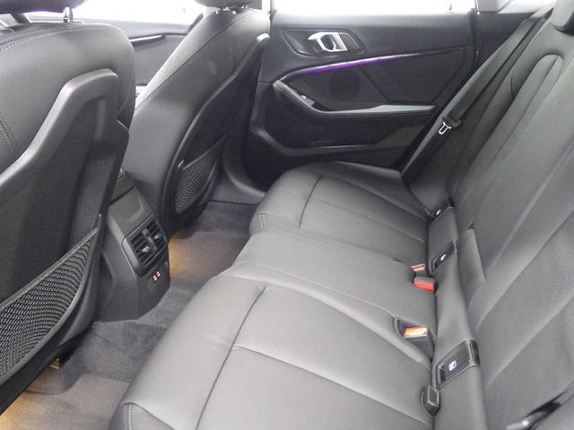 218iグランクーペ プレイ ナビパッケージ ハイラインパッケージ アクティブクルーズコントロール ブラックレザーシート 正規認定中古車(30枚目)