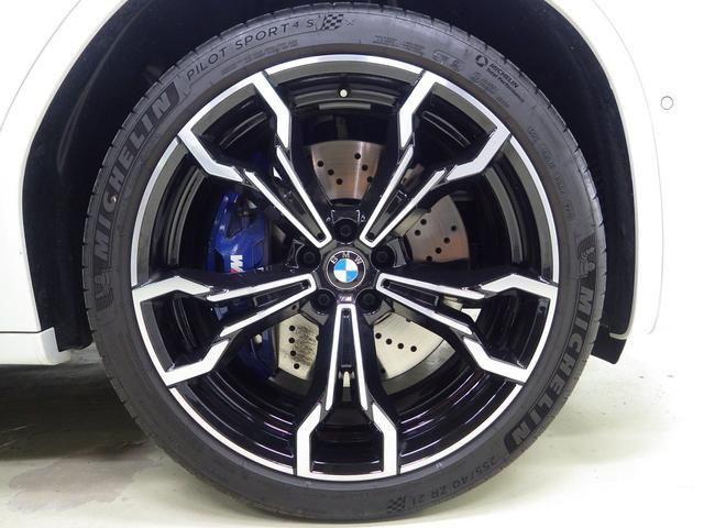 コンペティション アクティブクルーズコントロール ヘッドアップディスプレイ ブラックレザーシート ガラスサンルーフ 21インチアロイホイール 正規認定中古車(4枚目)