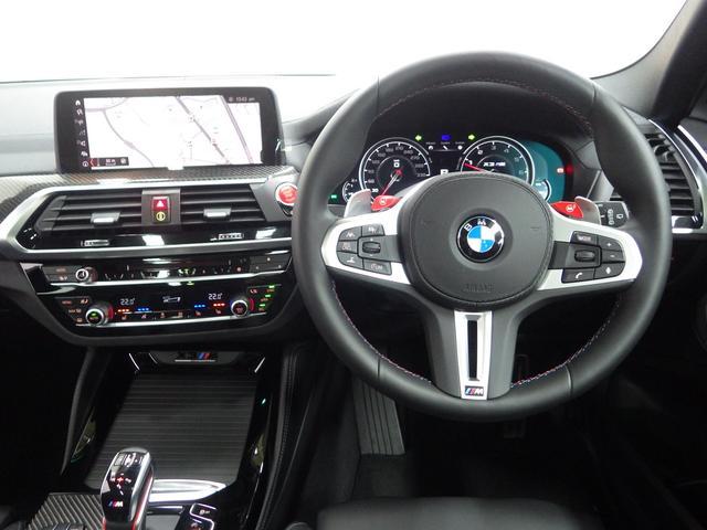 コンペティション アクティブクルーズコントロール ヘッドアップディスプレイ ブラックレザーシート ガラスサンルーフ 21インチアロイホイール 正規認定中古車(14枚目)