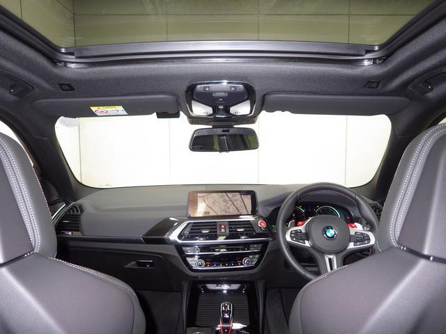 コンペティション アクティブクルーズコントロール ヘッドアップディスプレイ ブラックレザーシート ガラスサンルーフ 21インチアロイホイール 正規認定中古車(19枚目)