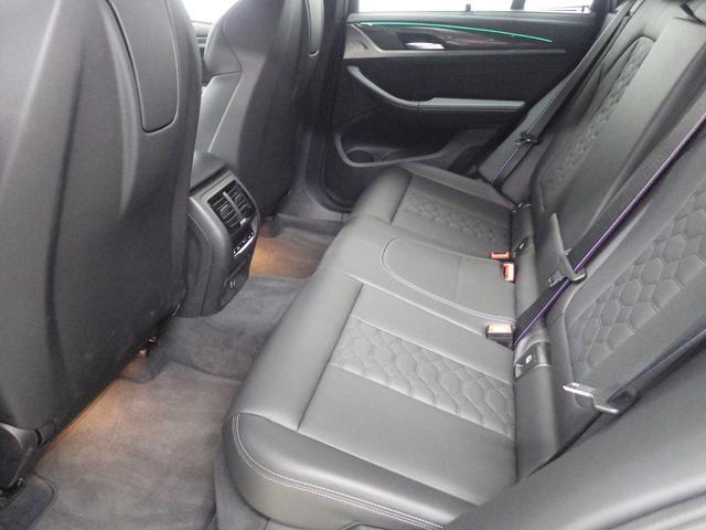 コンペティション アクティブクルーズコントロール ヘッドアップディスプレイ ブラックレザーシート ガラスサンルーフ 21インチアロイホイール 正規認定中古車(31枚目)
