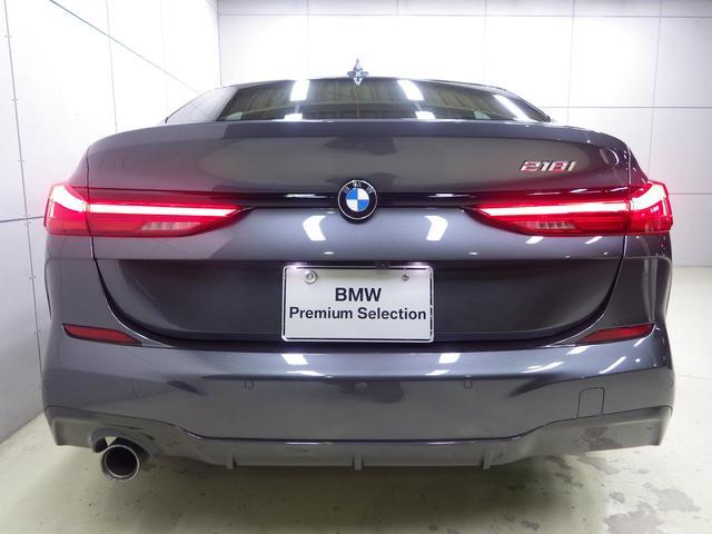 218iグランクーペ Mスポーツ ナビパッケージ 正規認定中古車(10枚目)