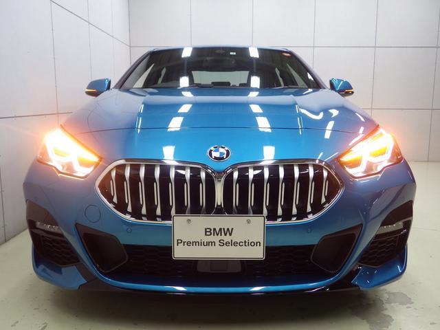 218dグランクーペ Mスポーツエディションジョイ+ ナビパッケージ アクティブクルーズコントロール オートマチックハイビーム 正規認定中古車(5枚目)