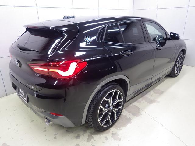 xDrive 18d MスポーツX コンフォートパッケージ 19インチアロイホイール シートヒーター 正規認定中古車(9枚目)