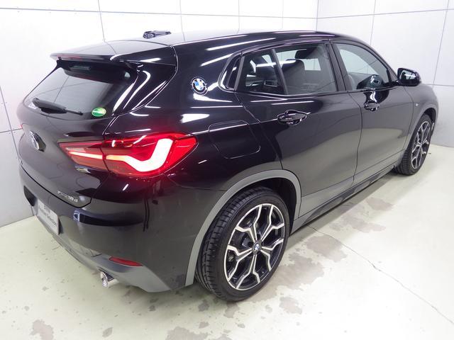 xDrive 18d MスポーツX アドバンスドセイフティパッケージ コンフォートパッケージ アクティブクルーズコントロール ヘッドアップディスプレイ 19インチアロイホイール 正規認定中古車(9枚目)