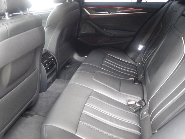 523i Mスポーツ ハイラインパッケージ ブラックレザー・イノベーションパッケージ・20インチアロイホイール・サンルーフ・Mブレーキ・ジェスチャーコントロール・HDDナビ・Bluetoothオーディオ・バックカメラ・ハンズフリー・(15枚目)