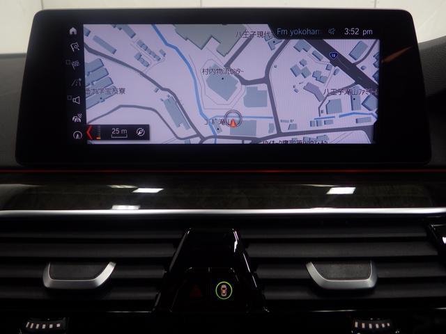 523i Mスポーツ ハイラインパッケージ ブラックレザー・イノベーションパッケージ・20インチアロイホイール・サンルーフ・Mブレーキ・ジェスチャーコントロール・HDDナビ・Bluetoothオーディオ・バックカメラ・ハンズフリー・(18枚目)