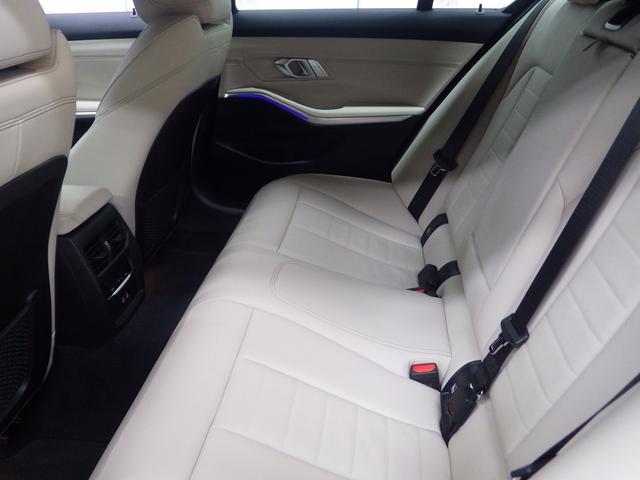 320d xDrive MスポEDジョイ+ハイライP ハイラインパッケージ・オイスターレザーシート・電動リアゲート・アクティブクルーズコントロール・コンフォートアクセス・ハンズオフ・Bluetoothオーディオ・・ハンズオフアシスト(14枚目)
