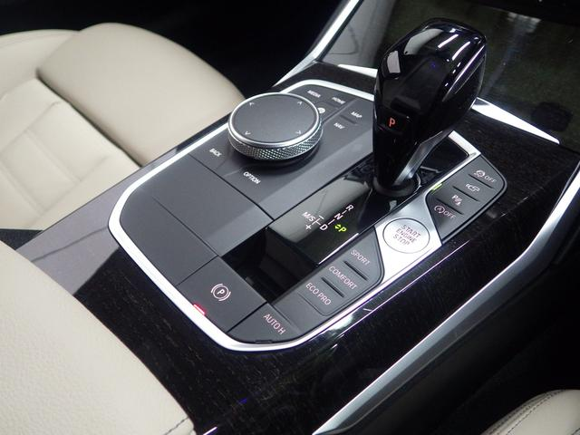 320d xDrive MスポEDジョイ+ハイライP ハイラインパッケージ・オイスターレザーシート・電動リアゲート・アクティブクルーズコントロール・コンフォートアクセス・ハンズオフ・Bluetoothオーディオ・・ハンズオフアシスト(18枚目)