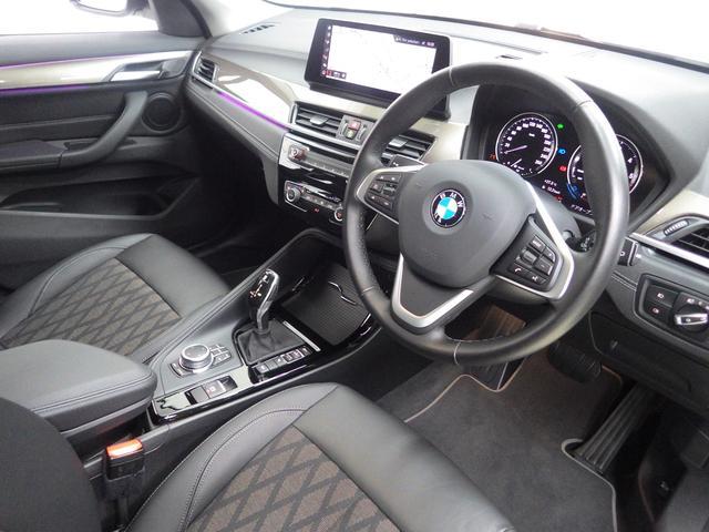 xDrive 18d xライン エディションジョイ+ セーフティパッケージ・コンフォートパッケージ・純正ナビ・アクティブクルーズコントロール・コンフォートアクセス・Bluetoothオーディオ・バックカメラ・ハンズフリー・ETC・正規認定中古車(4枚目)