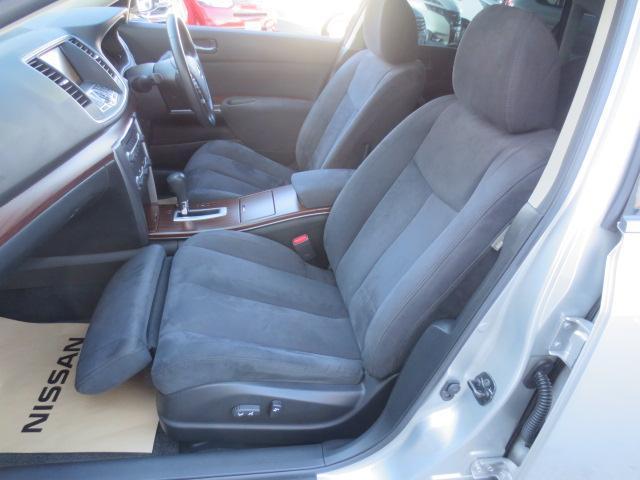 日産 ティアナ 250XV フロントサイドビューモニター ドラレコ