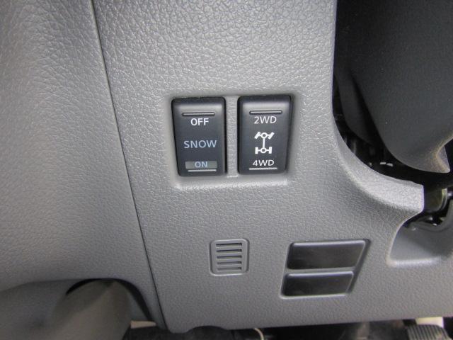スーパーロングDX 4WD 輸送中損傷車修理済み(6枚目)