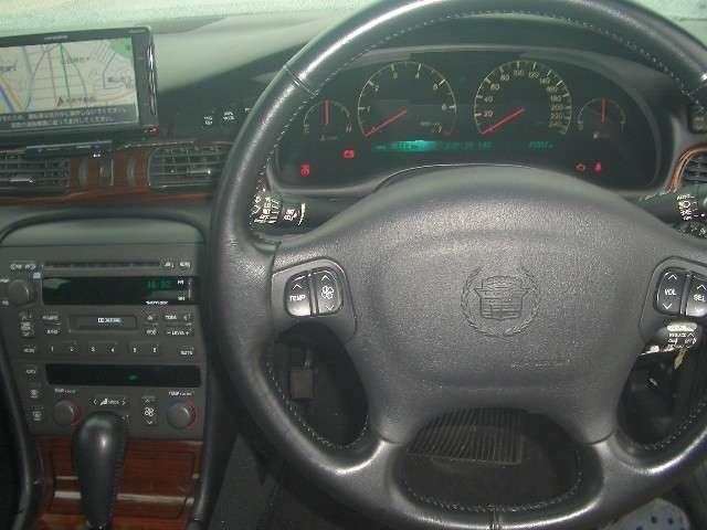 キャデラック キャデラック セビル SLS-E CD ETC キーレス パワーシート 基本装備