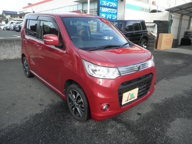 「スズキ」「ワゴンRスティングレー」「コンパクトカー」「東京都」の中古車6