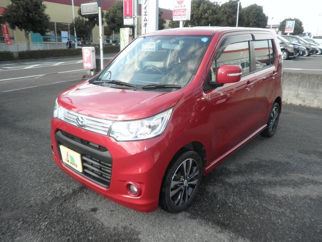 「スズキ」「ワゴンRスティングレー」「コンパクトカー」「東京都」の中古車7