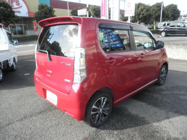 「スズキ」「ワゴンRスティングレー」「コンパクトカー」「東京都」の中古車8