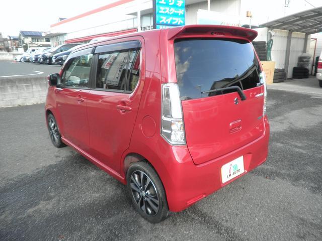 「スズキ」「ワゴンRスティングレー」「コンパクトカー」「東京都」の中古車9