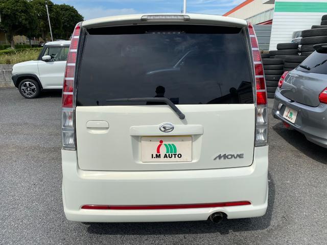カスタム RS テイン車高調 社外マフラー(3枚目)