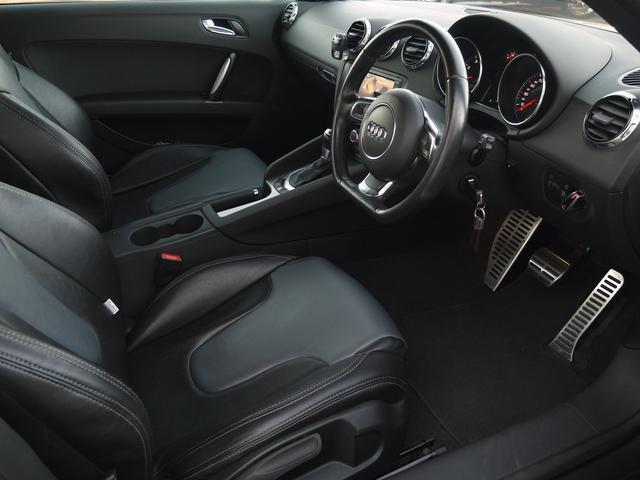 1.8TFSI 純正ナビテレビ 1オーナー 点検記録簿多数付(9枚目)