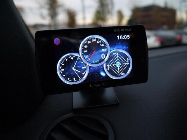GL63 AMG 純正HDDナビツインテレビ 黒革 SR(14枚目)
