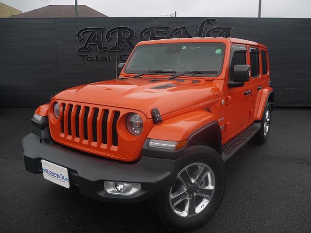 サハラ 2.0Lターボ 黒革シート ヒッチメンバー LEDヘッドライト クルーズコントロール フロント・リア・サイドカメラ ステアリング&シートヒーター カープレイ パーキングセンサー ETC 新車3年保証(19枚目)