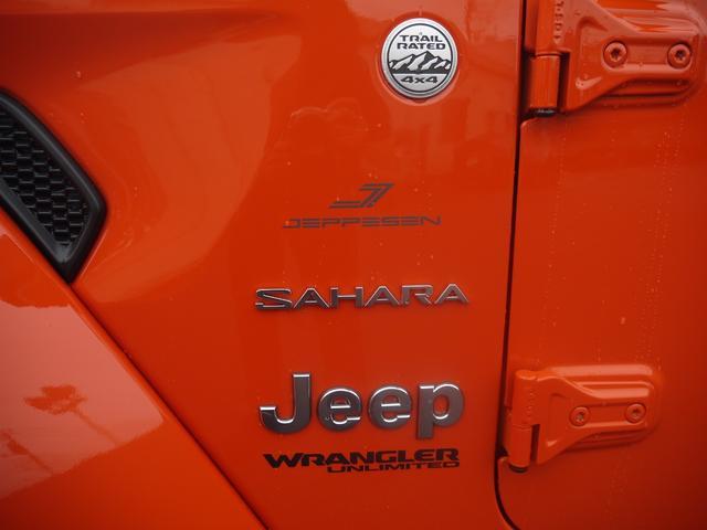 サハラ 2.0Lターボ 黒革シート ヒッチメンバー LEDヘッドライト クルーズコントロール フロント・リア・サイドカメラ ステアリング&シートヒーター カープレイ パーキングセンサー ETC 新車3年保証(25枚目)