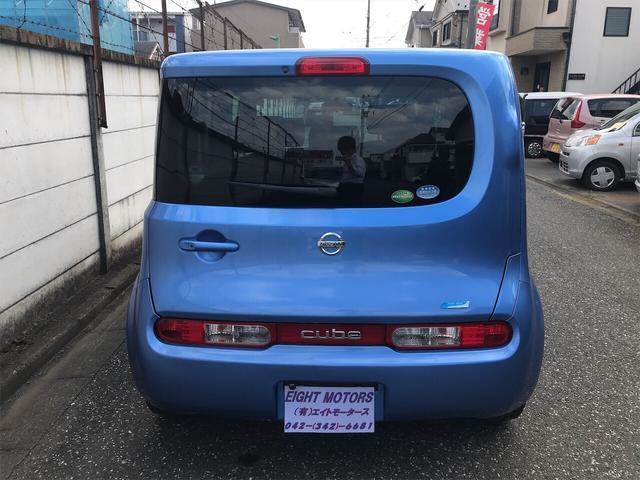 「日産」「キューブ」「ミニバン・ワンボックス」「東京都」の中古車6