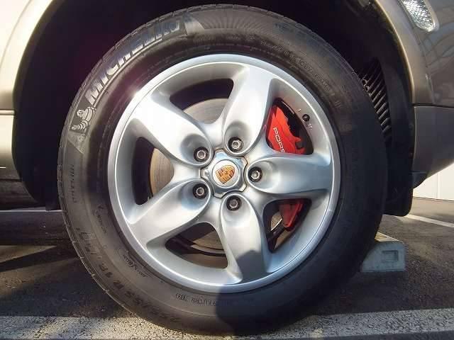 ターボ ティプトロニックS 4WD 黒革メモリーパワーシート(22枚目)