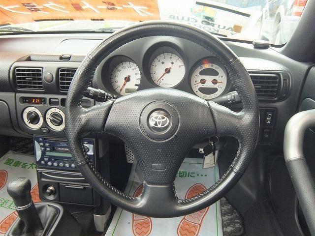 トヨタ MR-S Sエディション 外装リフレッシュ 幌新品
