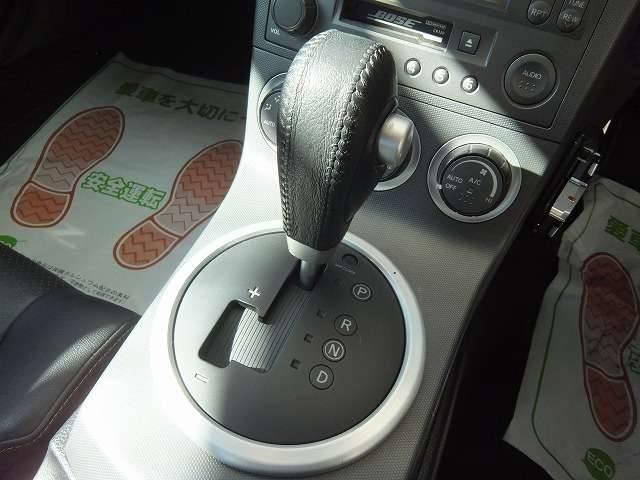 日産 フェアレディZ バージョンT 黒革パワーシート BOSE