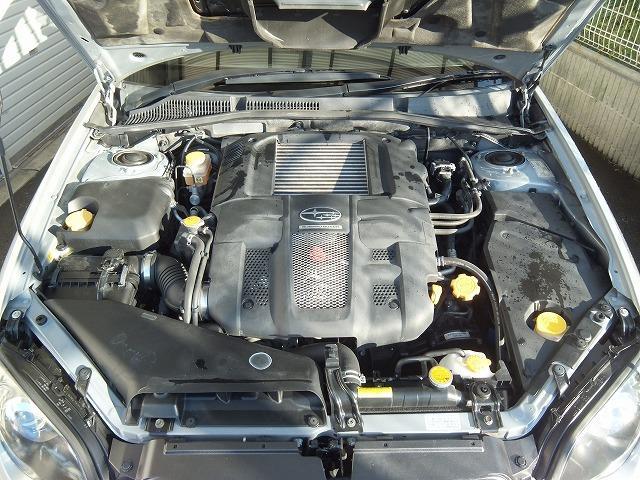 スバル レガシィツーリングワゴン 2.0GT 純正ナビ 後期型 4WD ボクサーTB