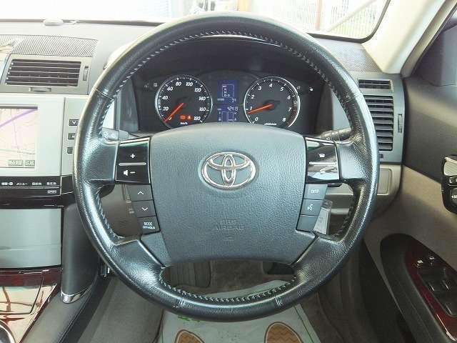 トヨタ マークX 250G 純正ナビ スマートキー パワーシート