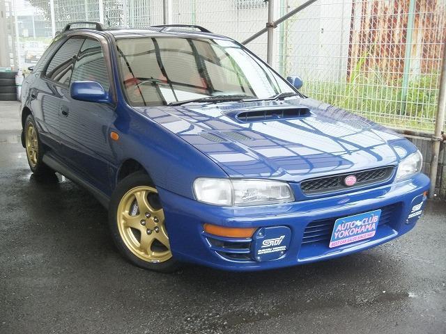 スバル インプレッサスポーツワゴン WRX STiバージョンIII Vリミテッド