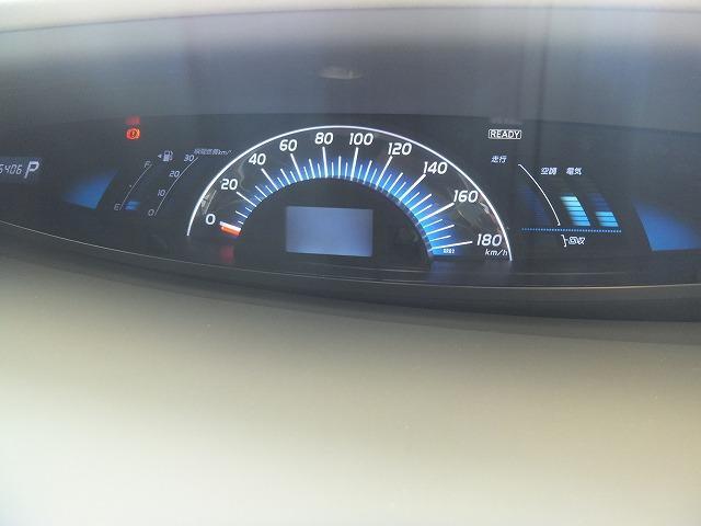 トヨタ エスティマハイブリッド X 両側電動スライドドア 純正ナビ 後席モニター 禁煙車