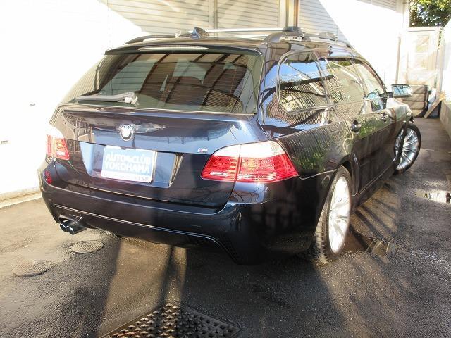 BMW BMW 525i Mスポーツパッケージ 禁煙車 黒内装