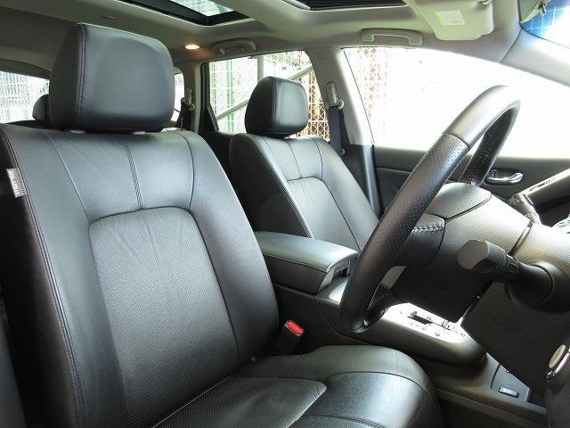 350XV FOUR 4WD 黒革シート サンルーフ 純ナビ(14枚目)