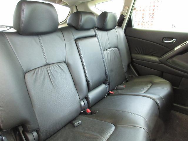 350XV FOUR 4WD 黒革シート サンルーフ 純ナビ(17枚目)