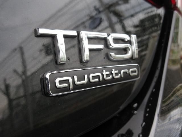 2.0TFSIクワトロ 4WD 黒革シート フルセグナビ(17枚目)