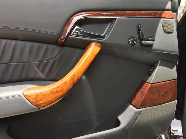 メルセデス・ベンツ M・ベンツ S600ロング 後期モデル V12ツインターボ D車