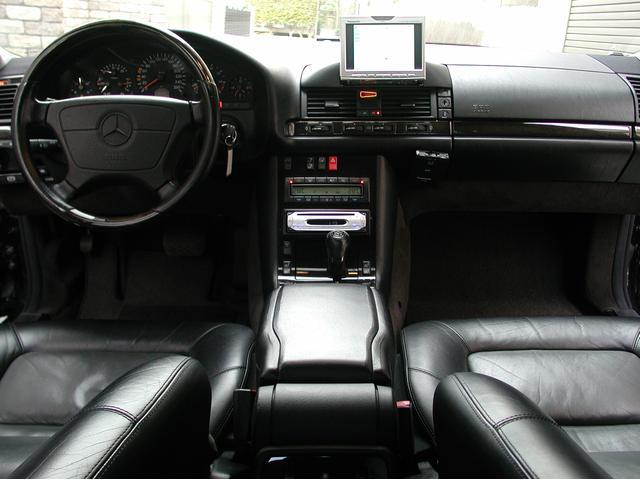 メルセデス・ベンツ M・ベンツ S600L W140最終モデル ノーマル車 新車並行車