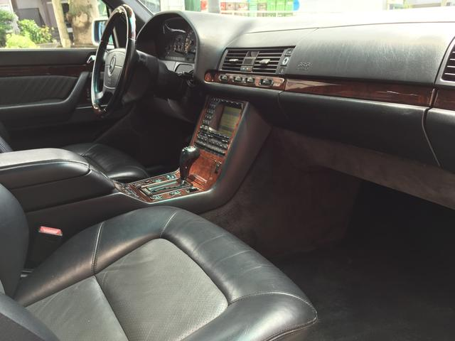 メルセデス・ベンツ M・ベンツ S600L W140最終モデル ロリンザー18AW 正規D車