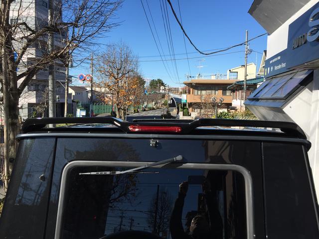 メルセデス・ベンツ M・ベンツ G500 ロング WALDブラックバイソンVer 左H