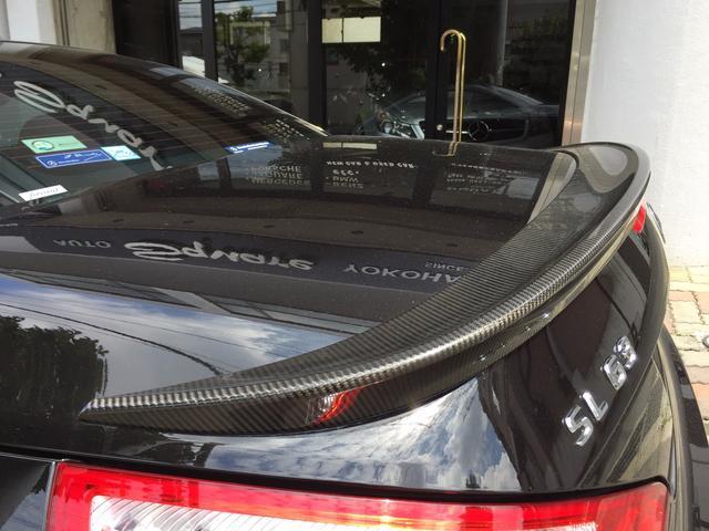 メルセデス・ベンツ M・ベンツ SL63 AMG パフォーマンスパッケージ BカーボンPD車