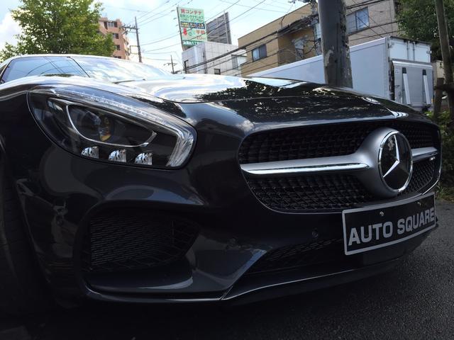 メルセデスAMG メルセデスAMG GT ベースグレード メーカー保証1年付き ワンオーナー D車